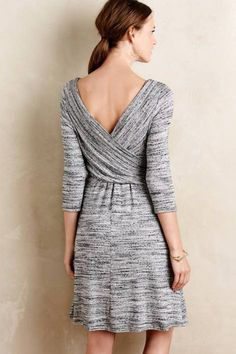 Fara Surplice Dress by Amadi