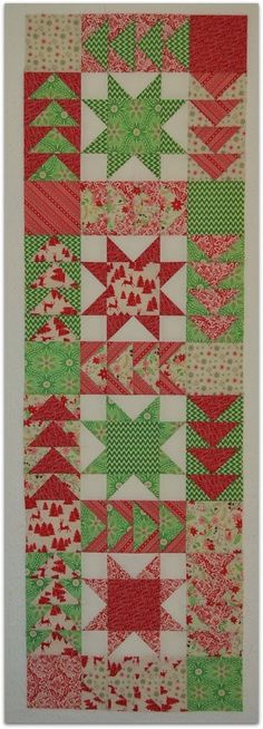 Today is my turn on the Christmas in July blog hop hosted by Chrissy at Sew Lux Fabric. I am delighted to be sharing a tutorial for a scrappy patchwork table runner featuring flying geese and stars…