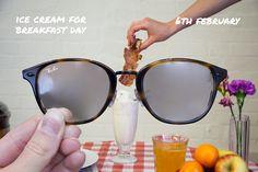Ice Cream For Breakf