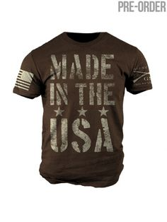 Its perfect tshirt (o^^)o Grunt Style Shirts, Shirt Style, Cool Shirts, Tee Shirts, Tactical Clothing, Men's Wardrobe, Everyday Fashion, Shirt Designs, Cool Outfits
