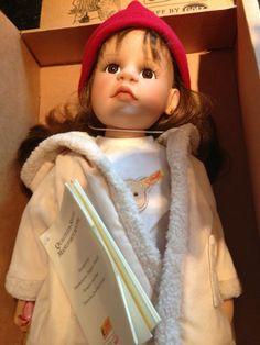 Gotz-Steiff doll Nadja from 2003