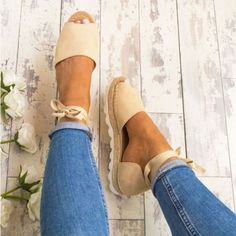 Wedges Shoes For Women High Heels Sandals Summer Shoes 2019 Flip Flop Plus Size Chaussures Femme Platform Sandals Pump Shoes, Women's Shoes Sandals, Wedge Shoes, Shoe Boots, Flat Shoes, Flat Sandals Outfit, Sandals Platform, Ankle Shoes, Slipper Sandals