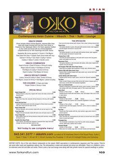 Okko (sushi) - HHI
