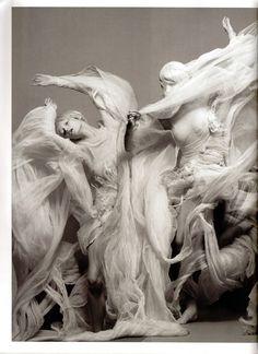 Invitation a la Danse  Sølve Sundsbø for Numéro #91  Model: Elena Sudakova  Styling: Franck Benhamou  via dissolveintothis