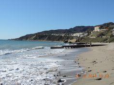 Beach a Malibu