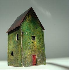 miniature house, little art house