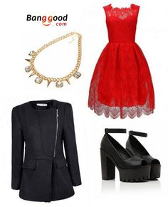 Look What I'm Wearing Today!!: San Valentín Banggood Wishlist