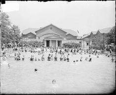 Gage Park Public Pool (date unknown)