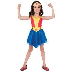 050140c5d Funko Pop, Costumes For Women, Woman Costumes, Dc Super Hero Girls, Wonder