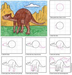 Saurolophus-diagram-974x1024