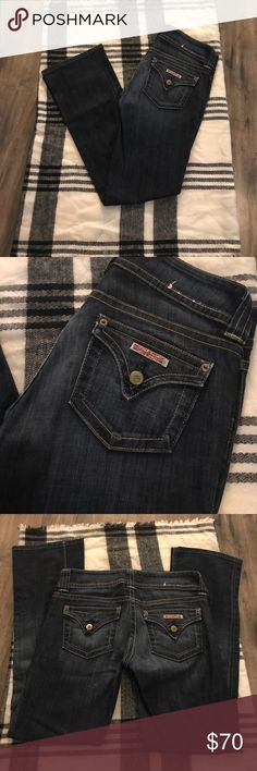 Hudson Jeans Hudson Jeans dark wash Hudson Jeans Jeans
