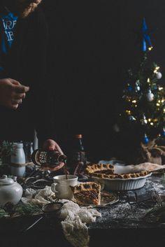 Vegan Cold Brew Coffee Pecan Pie | TermiNatetor Kitchen - Nathaniel Crawford