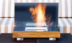 Moderna Chimenea Portátil FIREBO-X 3