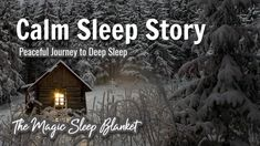 Calm Sleep Story Guided Meditation/Soothing Female Voice & Relaxing Sounds for Sleep / ASMR Ambience Great Awesome Calm Sleep Story Medi. Guided Meditation, Deep Sleep Meditation, Deep Relaxation, Meditation Benefits, Healing Meditation, Meditation Music, Morning Meditation, How To Calm Anxiety, Calming Anxiety
