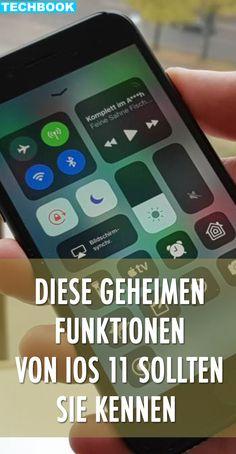 Einhand-Modus für die Tastatur, mehrere Apps auf einmal bewegen und den Bildschirm aufnehmen – in iOS 11 verstecken sich jede Menge neuer Funktionen. TECHBOOK zeigt elf Funktionen in iOS 11, die Sie kennen sollten.