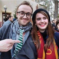 I don't ship dramione.But it is so cute