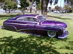 Purple Flake Mercury.