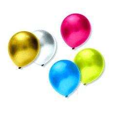 Ballons métalliques