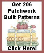 Patchwork Quilt Patterns - Free Scrap Quilt Patterns