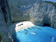 Shipwreck Island, Zakinthos island, Greece, was brilliant! Beautiful Places In The World, Beautiful Places To Visit, Places To See, Shipwreck Island, Fantasy Island, Hidden Beach, Scenic Photography, White Sand Beach, Greece Travel