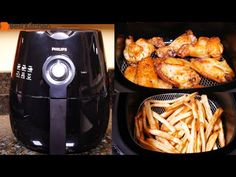 Cook's Essentials 3 qt. 1400 Watt Air Fryer with Recipe Book on QVC - YouTube