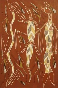 Warrick Kelly Yipawanga Aboriginal Art