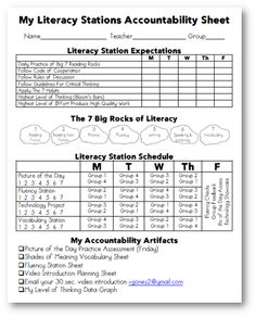 Hello Literacy: Reflections & Understandings about Independent Work in the Common Core Literacy Block: Part 2
