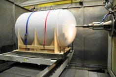 Lockheed Martin 3D Prints Giant 15 Foot Long Satellite Fuel Tanks: http://3dprint.com/2988/lockheed-martin-redeye-3d-print-giant-fuel-tanks/