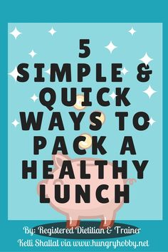 From lunchables, to salads, sandwiches, wraps and bowls packing a healthy lunch that is delicious and satisfying in 10 minutes or less!