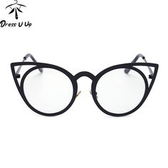 16b9f68c9e1 DRESSUUP 2016 Mix Rose Gold Glasses Frame Women Eyeglasses Optical Ladies Clear  Lens Fashion Frames Spectacles Oculos De Grau