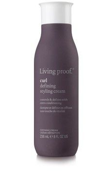 Living Proof curl defining styling cream $28 for 8oz