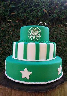 Bolo Futebol: 50 Ideias de Decoração do Tema e Como Fazer Pasta, Birthday Cake, Desserts, Diana, Food, Football, Times, Birthday Cakes, Football Birthday Cake