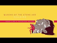 Queens of the Stone Age - Head Like A Haunted House (Audio) - YouTube