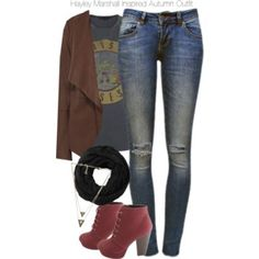 The Originals - Hayley Marshall Inspired Autumn Outfit