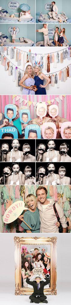 Adorable Photo Booth Ideas
