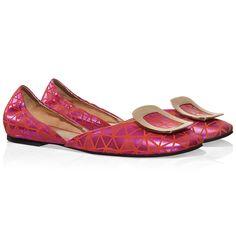 Chips Ballerinas in Kidskin Suede RVW088027849M0M822 - 3