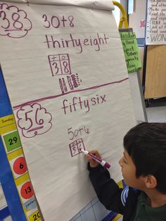 Mrs Balius's First Grade: Fly in the Math Teacher's Wall. Place Value - a Solid Foundation