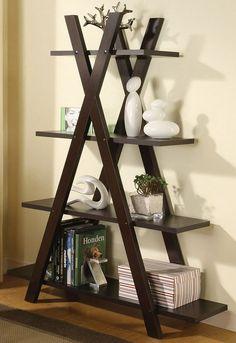 Cappucino X Bookshelf