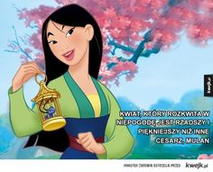 The Disney Mulan live-action remake hits screens soon, but bisexual fans are annoyed that one character wont be appearing. Walt Disney, Disney Pixar, Disney Dogs, Best Disney Movies, Disney Films, Disney Characters, Funny Disney, Disney Cartoons, Disney Princess Quotes