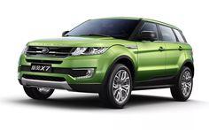 Landwind X7: La copia del Evoque se vende muy bien en China – Autodato