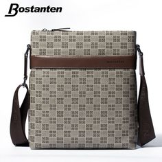 e8439e5a6d 20 Best fashion bostanten men genuine leather messenger bag gift ...