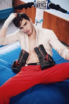 MMSCENE STYLE STORIES: Francesco Soave by Miguel Valencia