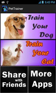 Pet Trainer, Training Your Dog, Your Pet, Trainers, Dog Cat, App, Pets, Behavior, Groom
