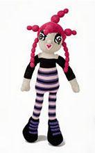 bambola crochet