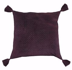 The velvet texture is an expression of luxury. It has two luxurious colors to choose from and is perfect decoration for holiday accents. Pillow Covers, Velvet, Throw Pillows, Turquoise, Texture, Luxury, Purple, Decoration, Colors
