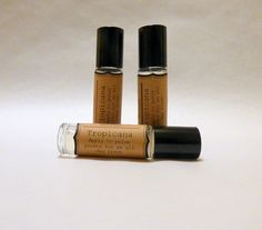 Herbal Perfume Oil Tropicana Roll On Perfume Oil by SoapSociety