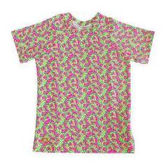 CAMISETA UV MELANCIA Camisa Uv, V Neck, Blouse, Tops, Women, Fashion, Watermelon, T Shirts, Moda