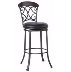 Trevelian Swivel Bar Stool
