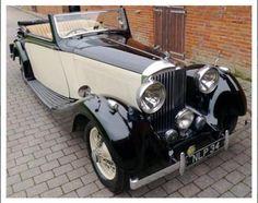 1936 Bentley 4.24 Three Position Cabriolet by Hooper
