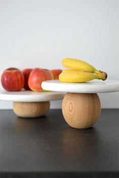 Recyclingdesign aus Möbelfüße